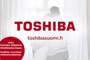 Toshiba TV-mainos