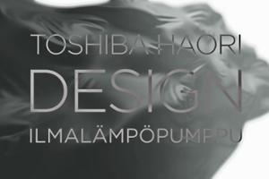 Toshiba Design Ilmalämpöpumppu TV-mainos